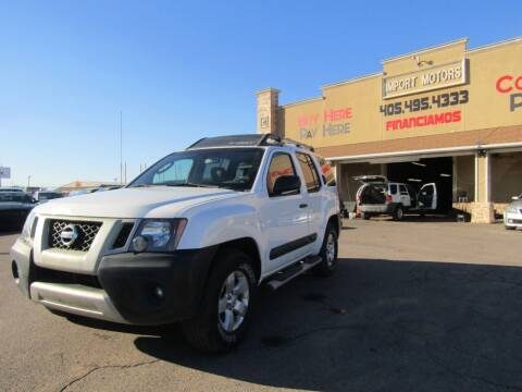 2012 Nissan Xterra for sale at Import Motors in Bethany OK