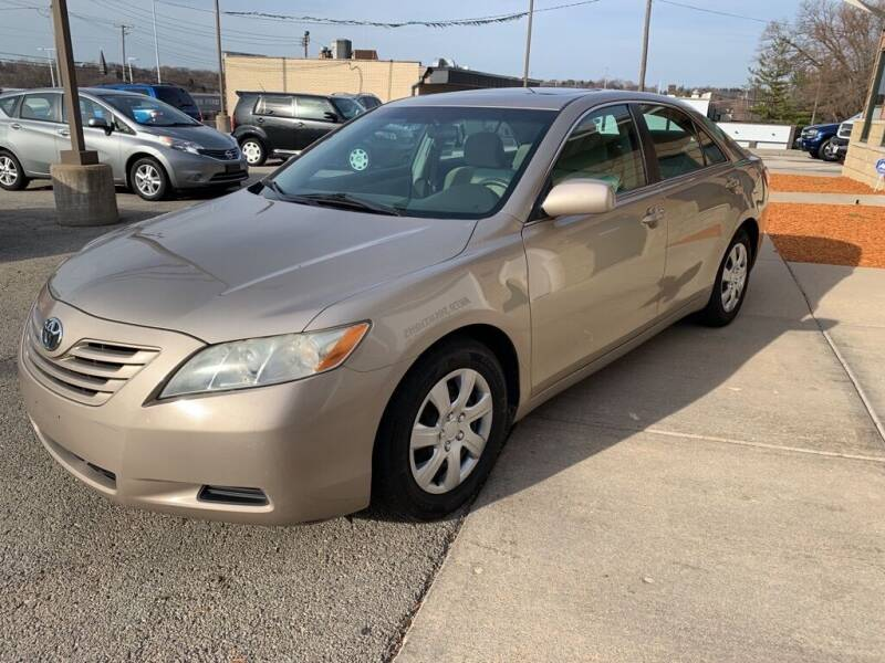 2009 Toyota Camry for sale at Auto Solutions of Rockford in Rockford IL