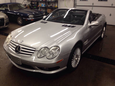 2003 Mercedes-Benz SL-Class for sale at MR Auto Sales Inc. in Eastlake OH