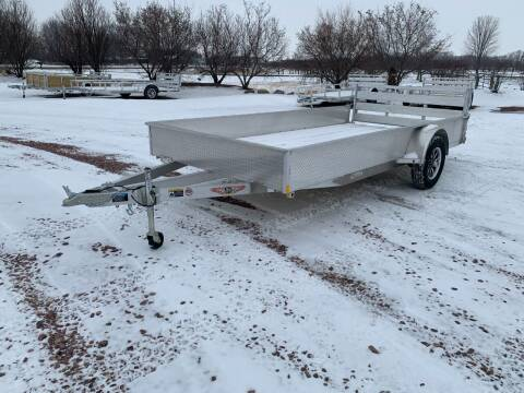2021 H&H SSA 82x14 #8796 for sale at Prairie Wind Trailers, LLC in Harrisburg SD