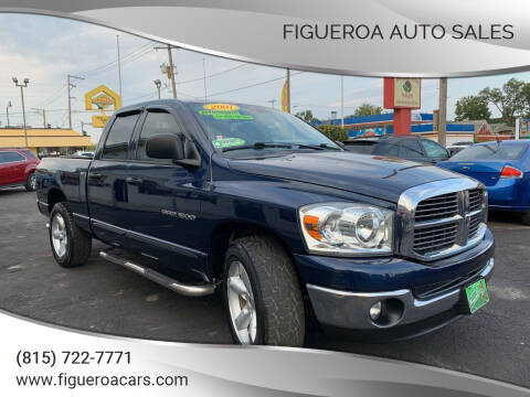 2007 Dodge Ram Pickup 1500 for sale at Figueroa Auto Sales in Joliet IL