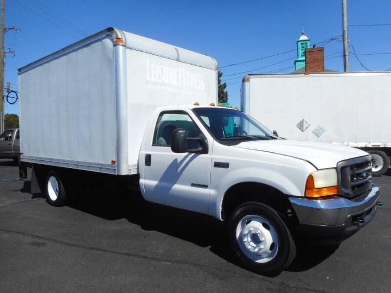 2001 Ford F-450 Super Duty for sale at Integrity Auto Group in Langhorne PA