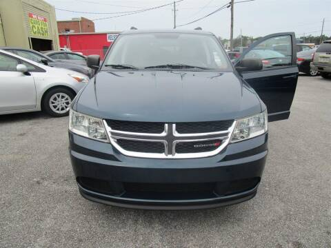 2013 Dodge Journey for sale at Downtown Motors in Milton FL