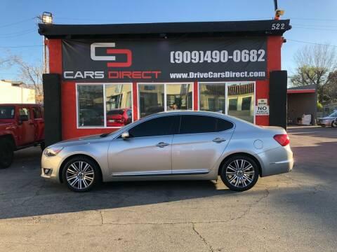 2014 Kia Cadenza for sale at Cars Direct in Ontario CA