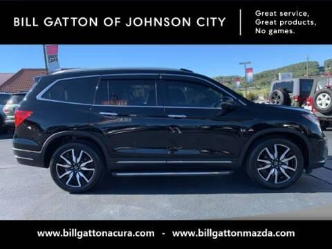 2019 Honda Pilot for sale at Bill Gatton Used Cars - BILL GATTON ACURA MAZDA in Johnson City TN
