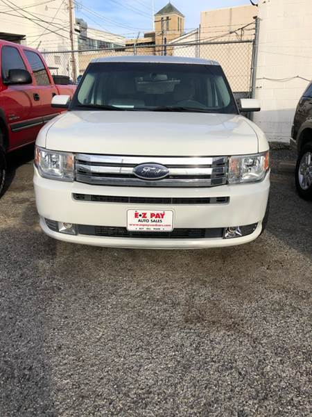 2009 Ford Flex for sale at E-Z Pay Used Cars - E-Z Pay Cars & Bikes in McAlester OK