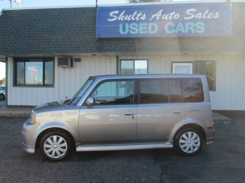 2005 Scion xB for sale at SHULTS AUTO SALES INC. in Crystal Lake IL
