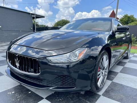2015 Maserati Ghibli for sale at Imperial Capital Cars Inc in Miramar FL