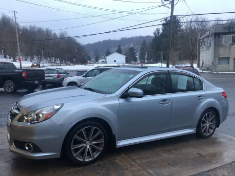 2013 Subaru Legacy for sale at Edward's Motors in Scott Township PA