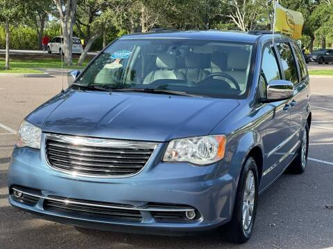 2011 Chrysler Town and Country for sale at Orlando Auto Sale in Port Orange FL