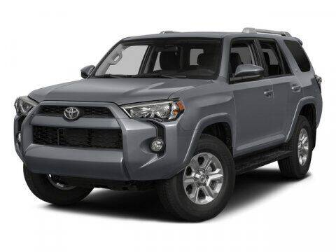 2015 Toyota 4Runner for sale at BEAMAN TOYOTA in Nashville TN