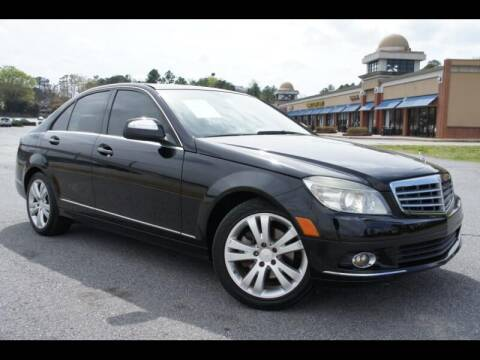 2008 Mercedes-Benz C-Class for sale at CU Carfinders in Norcross GA