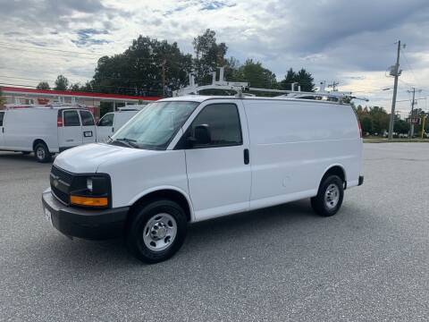 2012 Chevrolet Express Cargo for sale at Southpoint Auto Sales LLC in Greensboro NC