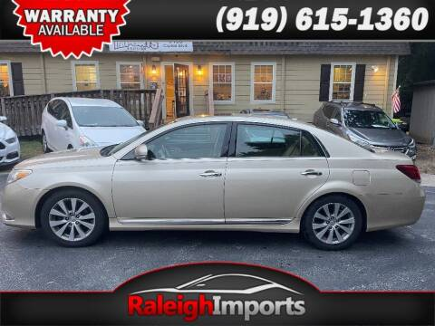 2012 Toyota Avalon for sale at Raleigh Imports in Raleigh NC