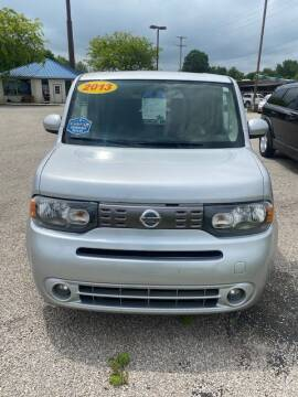 2013 Nissan cube for sale at Wallers Auto Sales LLC in Dover OH