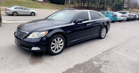 2008 Lexus LS 460 for sale at North Knox Auto LLC in Knoxville TN