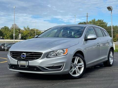 2015 Volvo V60 for sale at MAGIC AUTO SALES in Little Ferry NJ