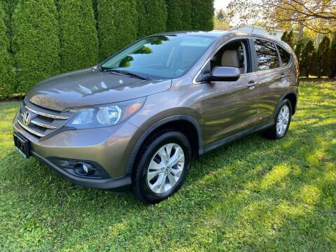2012 Honda CR-V for sale at Steve Rotella Sales Ltd in Syracuse NY