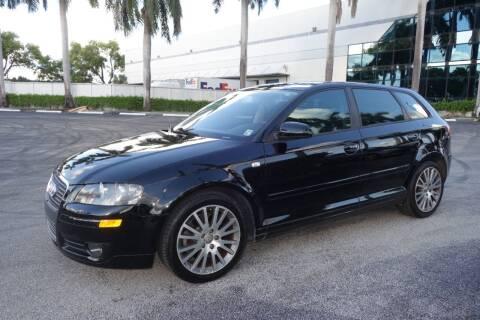 2006 Audi A3 for sale at SR Motorsport in Pompano Beach FL