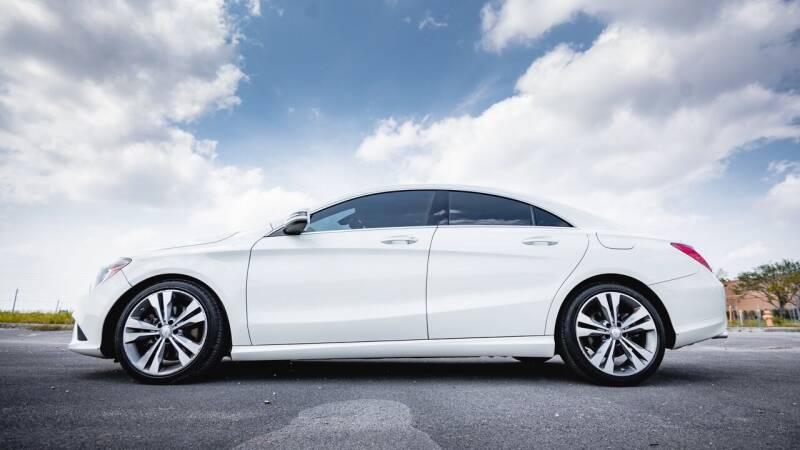2015 Mercedes-Benz CLA for sale at EURO STABLE in Miami FL