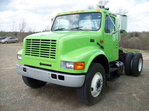 1999 International 4900 for sale at Summit Auto Inc in Waterford PA