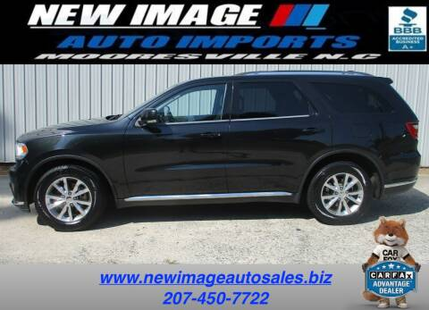 2015 Dodge Durango for sale at New Image Auto Imports Inc in Mooresville NC