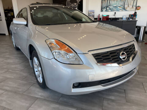 2008 Nissan Altima for sale at Evolution Autos in Whiteland IN