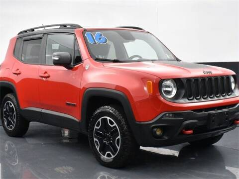 2016 Jeep Renegade for sale at Tim Short Auto Mall in Corbin KY