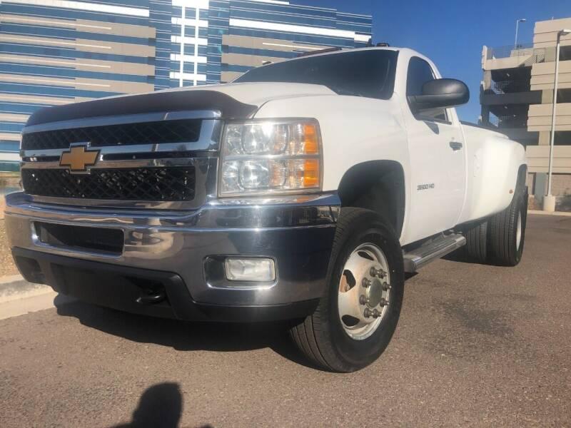 2013 Chevrolet Silverado 3500HD for sale at Day & Night Truck Sales in Tempe AZ