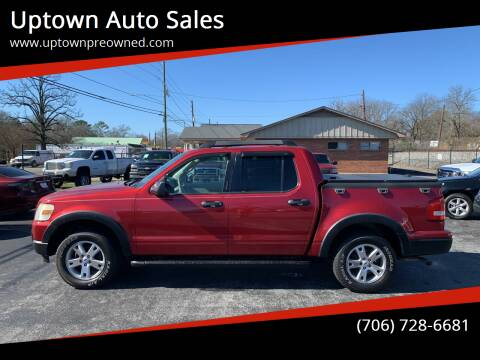 2007 Ford Explorer Sport Trac for sale at Uptown Auto Sales in Rome GA