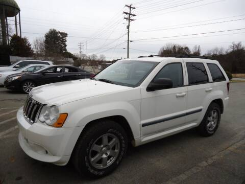 2009 Jeep Grand Cherokee for sale at Street Source Auto LLC in Hickory NC