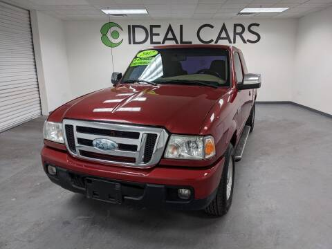 2007 Ford Ranger for sale at Ideal Cars in Mesa AZ
