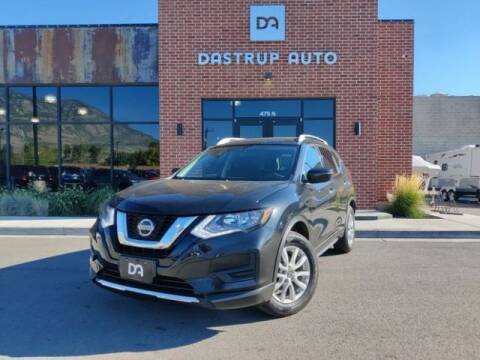 2018 Nissan Rogue for sale at Dastrup Auto in Lindon UT