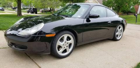 2000 Porsche 911 for sale at Auto Wholesalers in Saint Louis MO