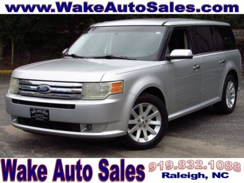 2011 Ford Flex for sale at Wake Auto Sales Inc in Raleigh NC