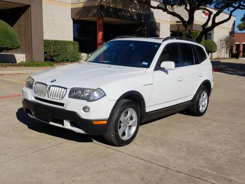 2008 BMW X3 for sale at DFW Autohaus in Dallas TX