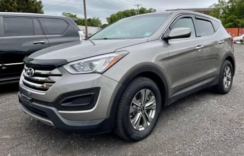2016 Hyundai Santa Fe Sport for sale at Mayer Motors of Pennsburg - Green Lane in Green Lane PA