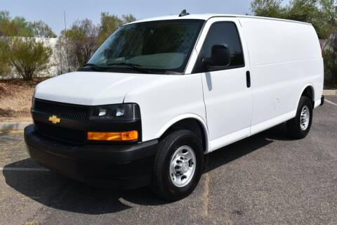 2020 Chevrolet Express Cargo for sale at AMERICAN LEASING & SALES in Tempe AZ