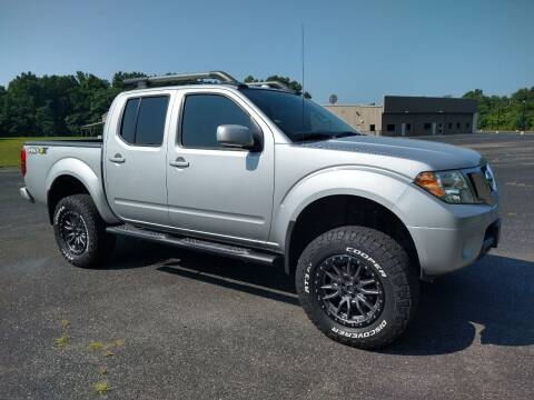 2015 Nissan Frontier for sale at CARS PLUS in Fayetteville TN