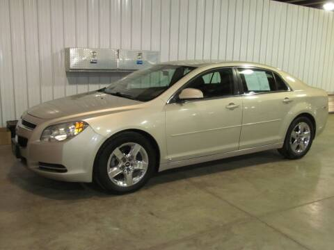2009 Chevrolet Malibu for sale at Flaherty's Hi-Tech Motorwerks in Albert Lea MN