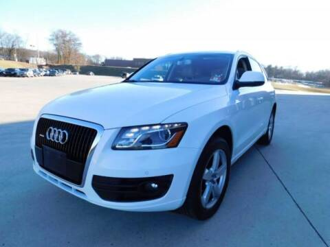 2010 Audi Q5 for sale at Best Cars R Us LLC in Irvington NJ
