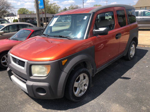 2003 Honda Element for sale at Prospect Auto Mart in Peoria IL