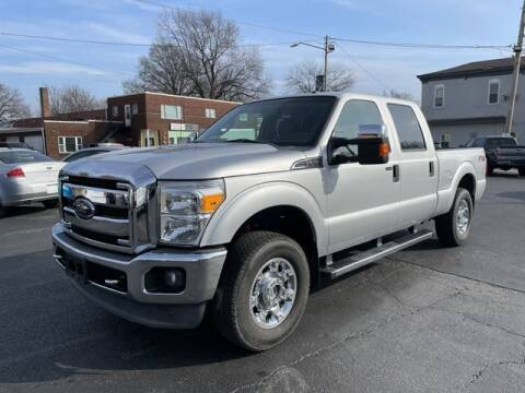 2012 Ford F-250 Super Duty for sale at JC Auto Sales in Belleville IL