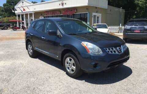2013 Nissan Rogue for sale at Townsend Auto Mart in Millington TN