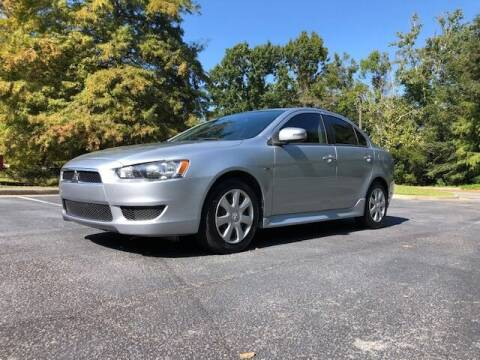 2015 Mitsubishi Lancer for sale at Lowcountry Auto Sales in Charleston SC