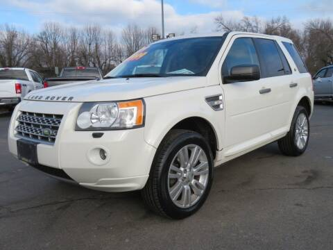 2009 Land Rover LR2 for sale at Low Cost Cars North in Whitehall OH