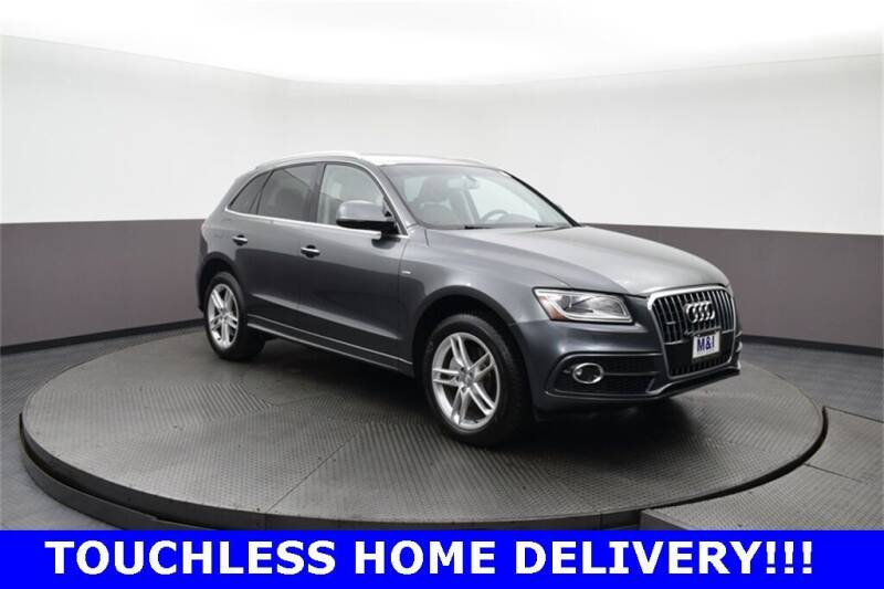 2015 Audi Q5 for sale at M & I Imports in Highland Park IL