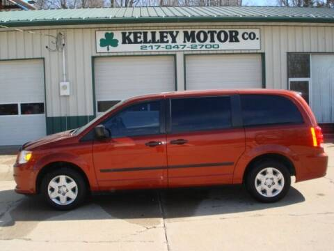 2012 Dodge Grand Caravan for sale at Kelley Motor Co. in Hamilton IL