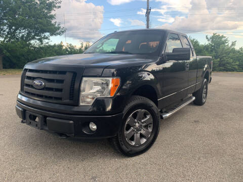 2013 Ford F-150 for sale at Craven Cars in Louisville KY