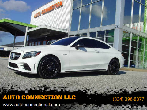 2020 Mercedes-Benz C-Class for sale at AUTO CONNECTION LLC in Montgomery AL